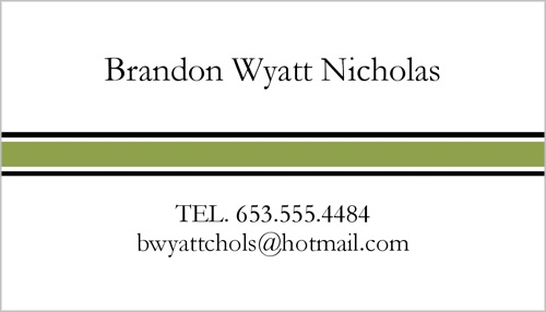 Unique Business Cards & Personalized Business Cards