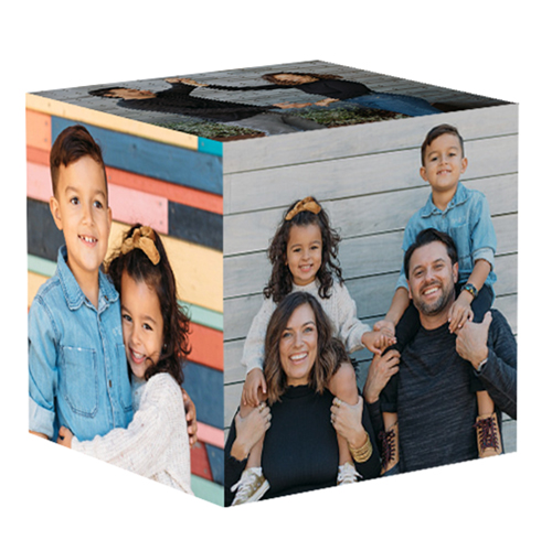 Photo Gallery 4x4 Photo Cube