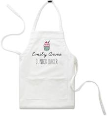 junior baker apron