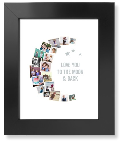 You And Me Circle Collage Art Print | Wall Decor | Shutterfly