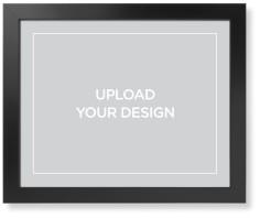 upload your own design art print