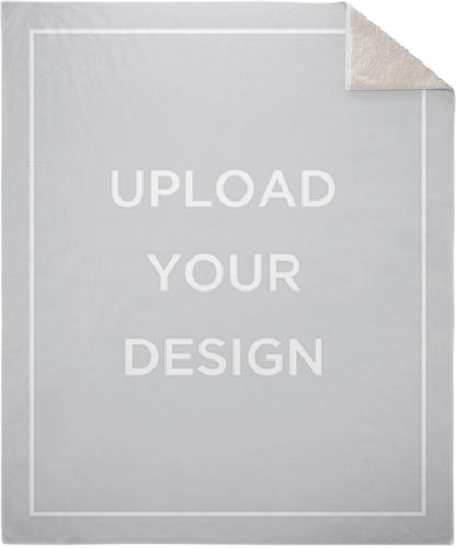 Upload Your Own Design Fleece Photo Blankets Home Decor Shutterfly
