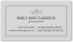 custom business cards shutterfly