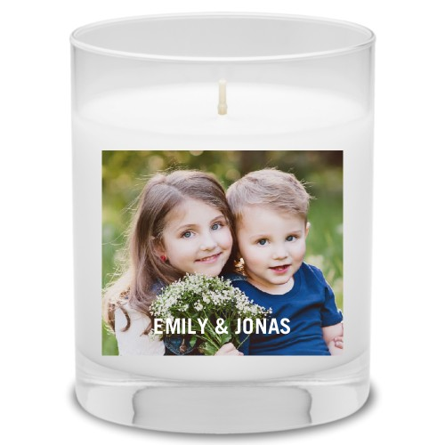 personalized candles shutterfly