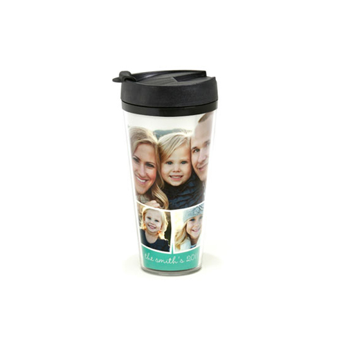 Photo Gallery 16oz Acrylic Travel Mug