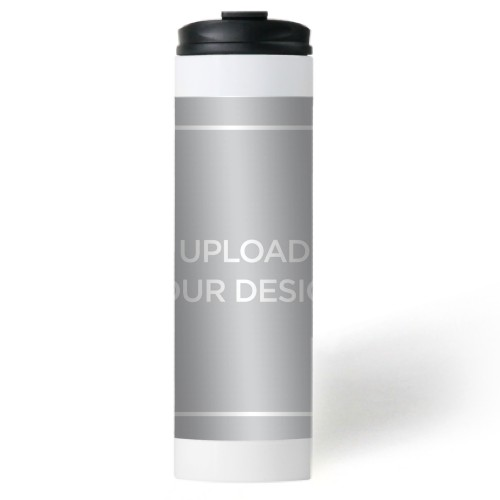Upload Your Own Design Stainless Steel Travel Mugs
