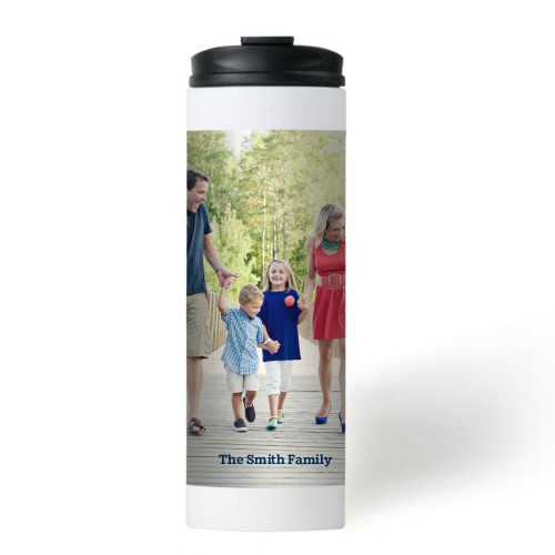 Photo Gallery Stainless Steel Travel Mug