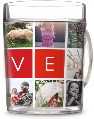 Love Collage Cup