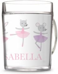 princess ballerina cup