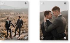 two across 10x14 acrylic prints