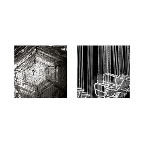 Two Square 16x16 Acrylic Prints