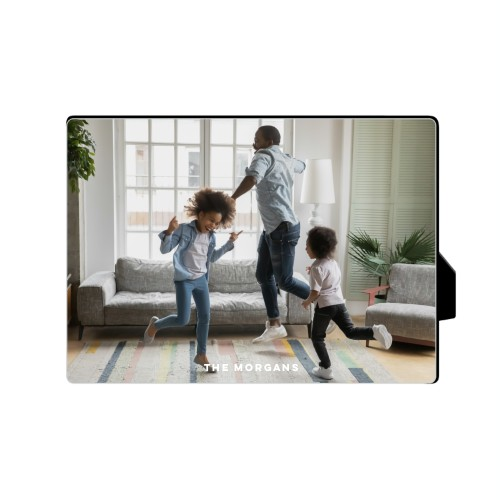 Photo Gallery Desktop Plaque