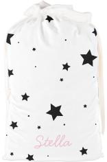 star drawstring bag