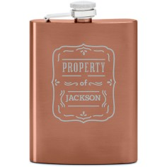 property of flask
