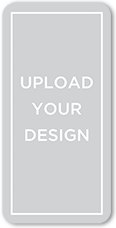 upload your own design wedding menu