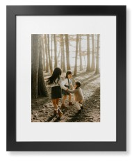 photo gallery framed print