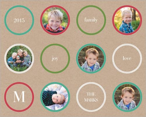 Family Circle Gift Wrap