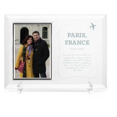 journey glass frame