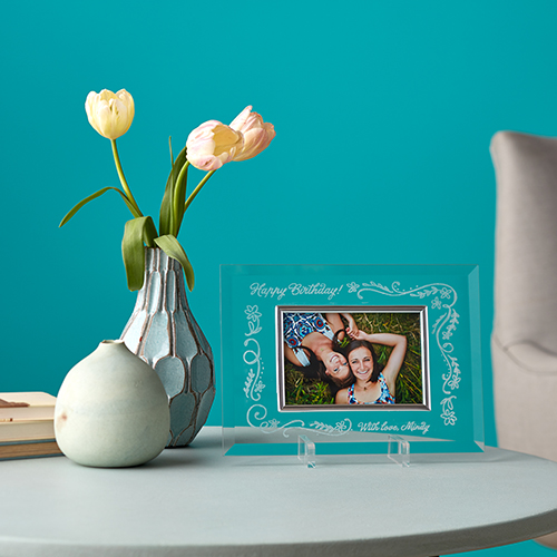 Classic Wedding Glass Frame By Shutterfly Shutterfly