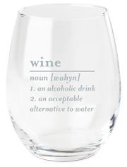 word definition wine glass