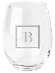 timeless frame wine glass