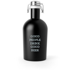good people beer growler