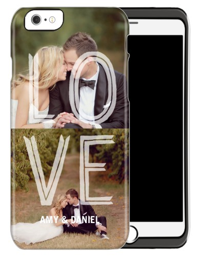 Vision of Love iPhone Case