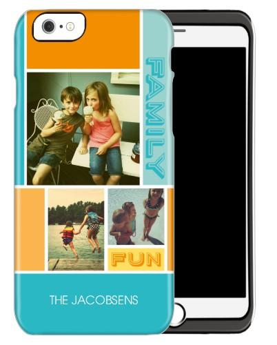 Family Fun iPhone Case