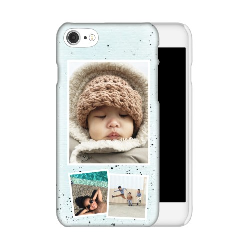 Gallery of Three Tilted iPhone Case