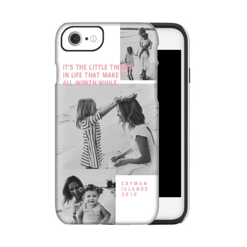 Modern Collage iPhone Case