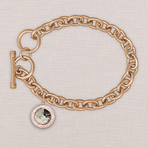 Rose Gold Mia Bracelet