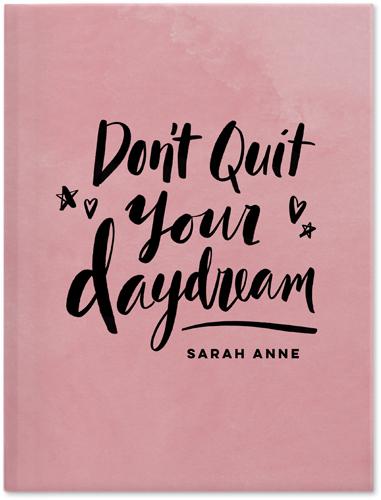 Princess Daydream Journal, Pink