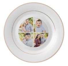 gallery of four keepsake plate