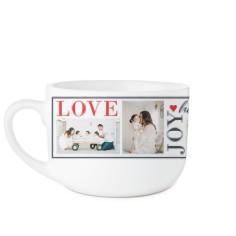 love joy family latte mug