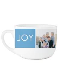 joy love family block latte mug