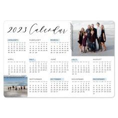 script calendar magnet