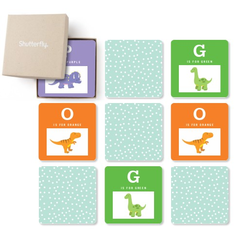 Color Pop Memory Game