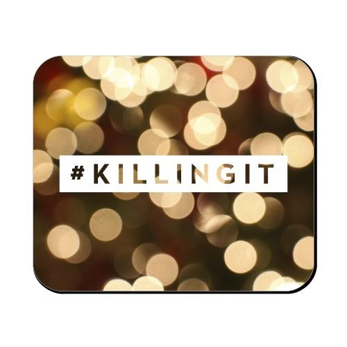 Killing It Mouse Pad