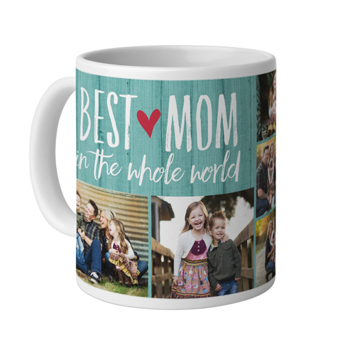 Best Mom Ceramic Mugs | Shutterfly