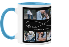 love infinity mug