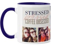 coffee obsessed mug