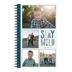 adventure stay wild 5x8 notebook