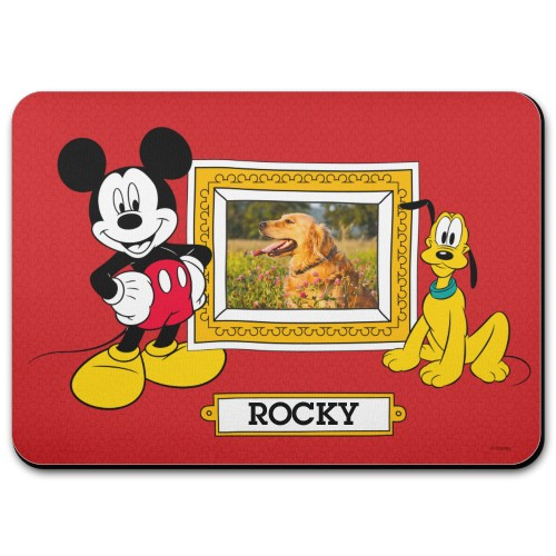 Disney Mickey Mouse Pet Placemat