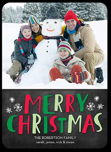 Enchanting Season Christmas Card