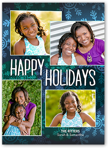 Whimsical Season Holiday Card