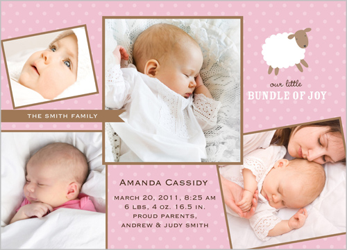 Save Up to 50% OFF on Shutterfly's personalized birth announcements! Choose from over styles and more than a dozen themes to create custom baby birth announcements.