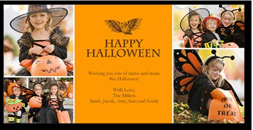 Halloween Hoot Halloween Card