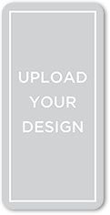 upload your design christmas card 4x8 photo