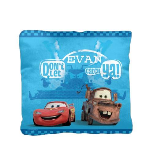 Disney Cars Mcqueen And Mater Pillow