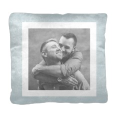 bold frame pillow